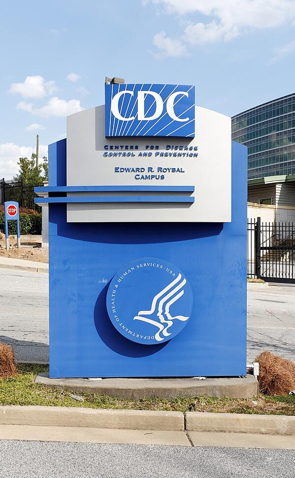 CDC Legionella Test