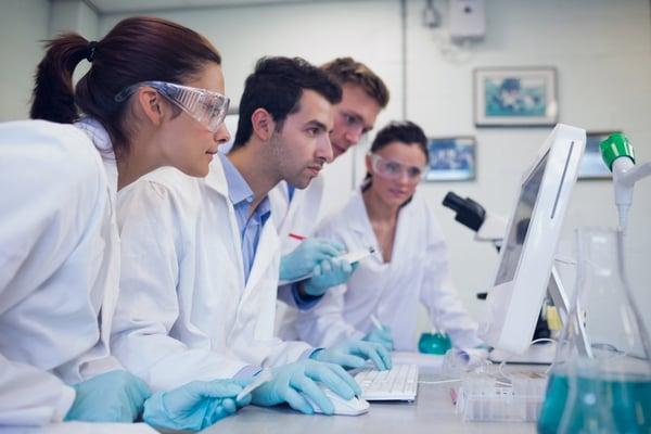 Lab Culture Legionella